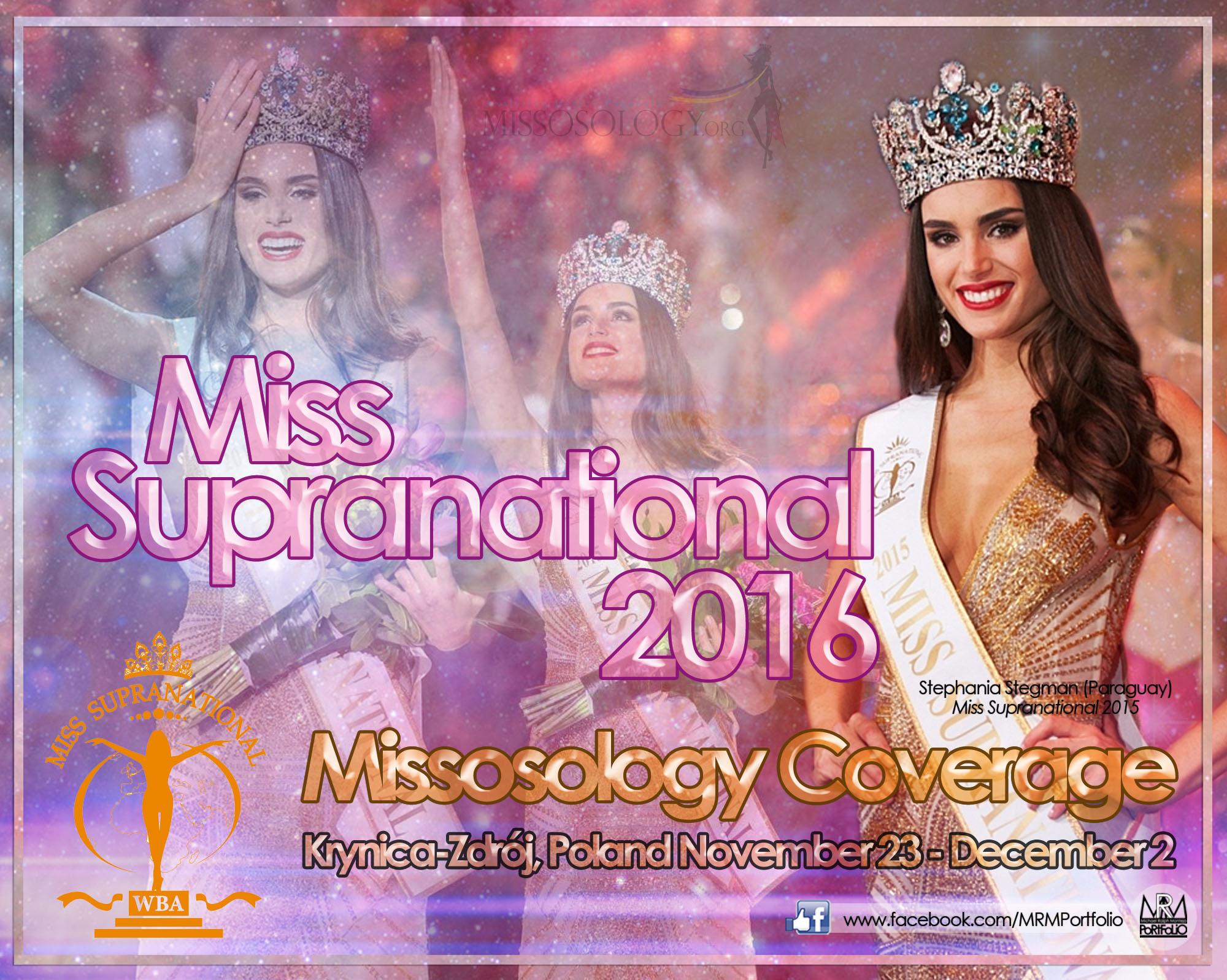 Miss Supranational 2016