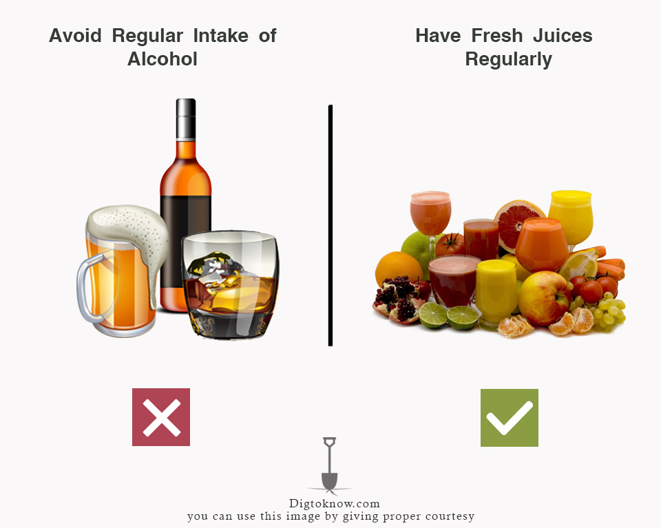 Have Fresh Juices to Prevent Cancer