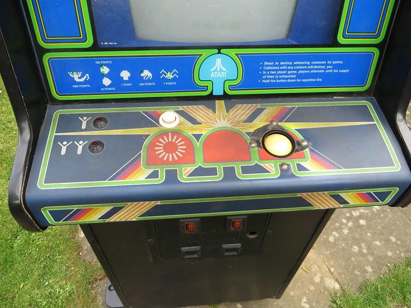 Atari Centipede - JAMMA+ Forums