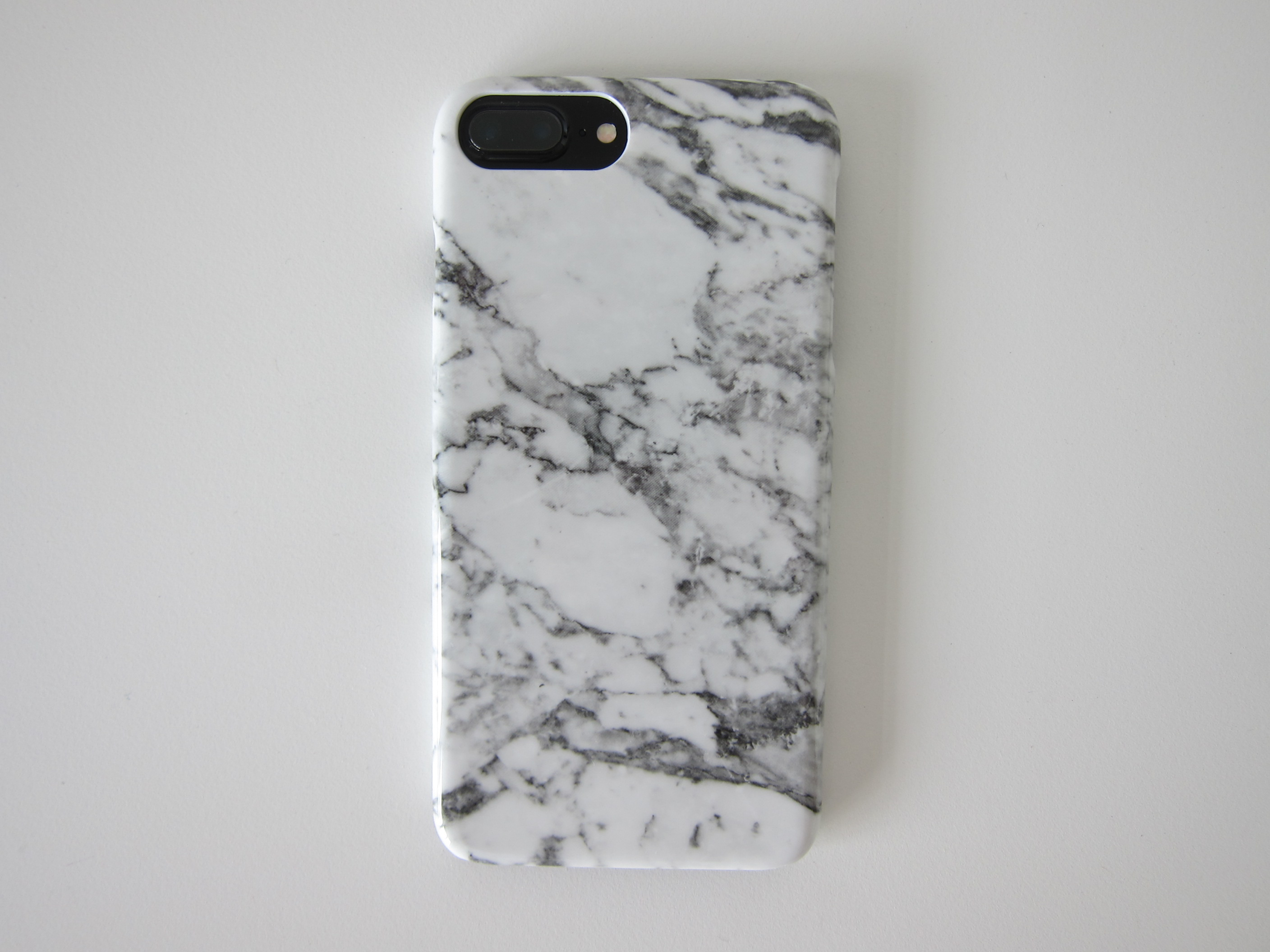black and white iphone 7 plus case
