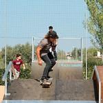 Skatepark Ca' Silis, Jesolo, Venice, Italy