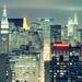 Midtown Manhattan at Night, New York City