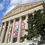 Washington DC - Federal Triangle: National Archives Building