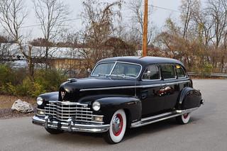 1946 Cadillac, Series 751, Limo