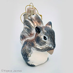 Hanging Squirrel ornament