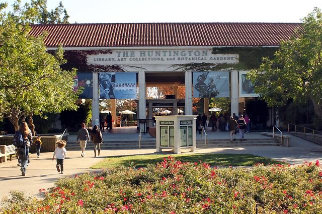 Huntington Library Botanical Garden Pasadena California By Prayitno Thank You For 6