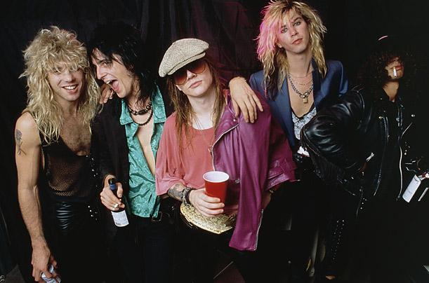 Guns N' Roses 1987