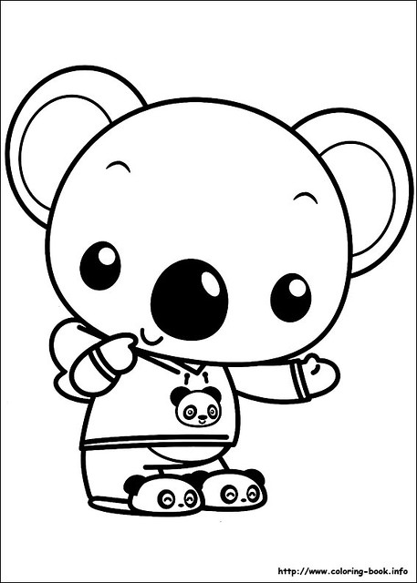kai lan coloring pages - photo#22