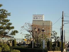 岐阜県羽島市 東横イン