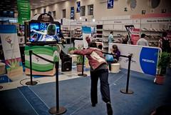 Jugando Kinect