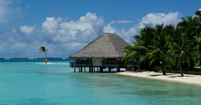 Four Seasons Resort Bora Bora Lagoon
