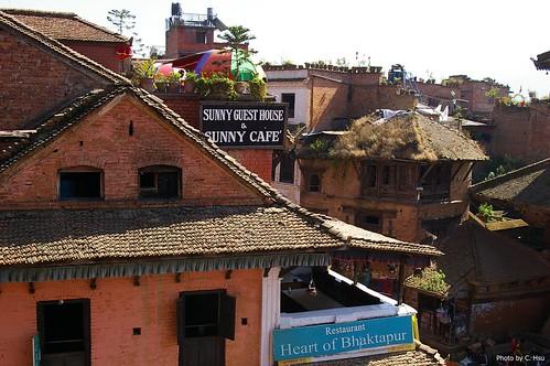 Bhaktapur - Taumadhi Square(陶馬迪廣場)