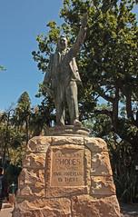 Statue of Cecil John Rhodes, Cape Town