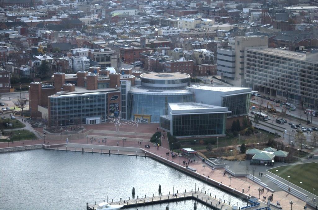 Hotels Near Baltimore Harbor Inner Harbor