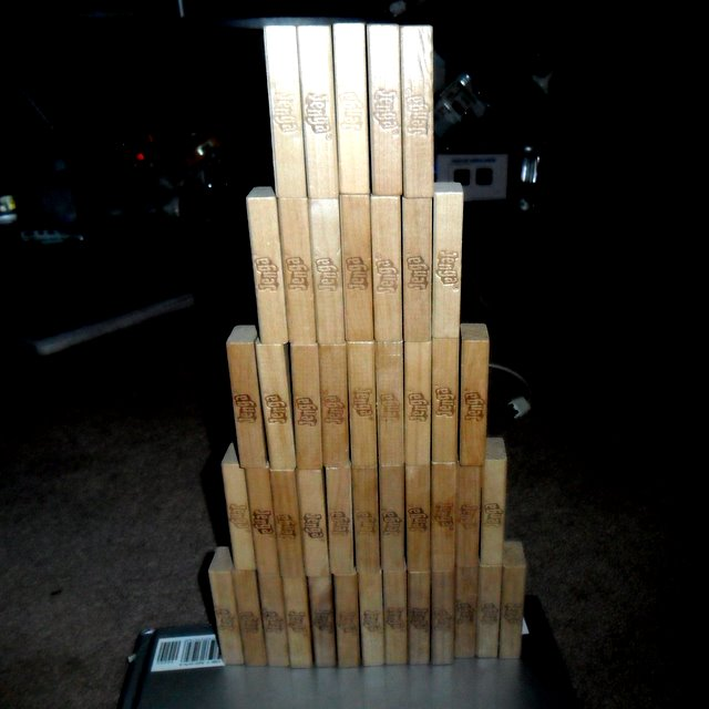 More Jenga fun