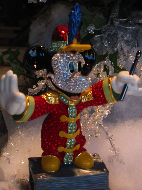 Mickey Mouse Band Tree Decorations