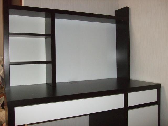 ikea micke flickr photo sharing. Black Bedroom Furniture Sets. Home Design Ideas