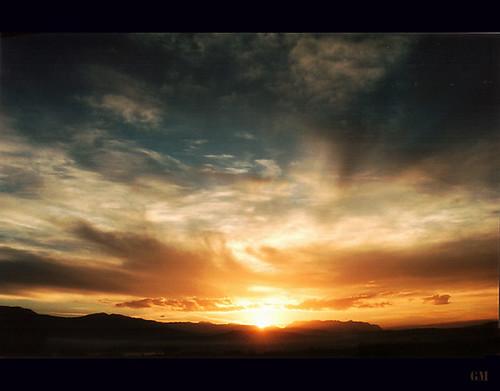 sunset fujicolor ioannina nikonf55 epirus athamania