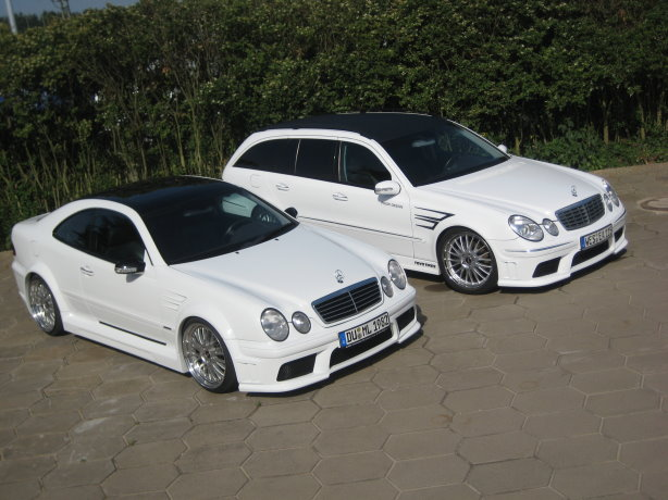 prior design mercedes benz w208 clk clk430 clk55 amg. Black Bedroom Furniture Sets. Home Design Ideas