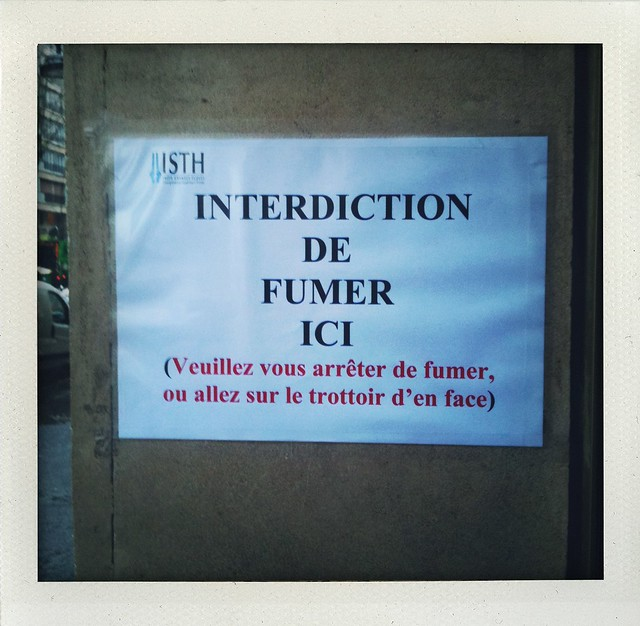 Interdiction de fumer ici flickr photo sharing - Logo interdiction de fumer ...