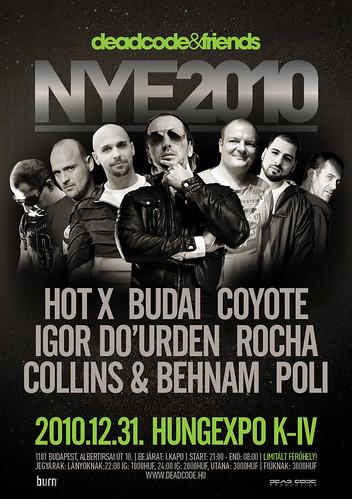 Deadcode & Friends NYE 2010