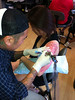 Me getting inked up.... AGAIN Photo documentation of