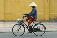Traffic in Nha Trang, Vietnam