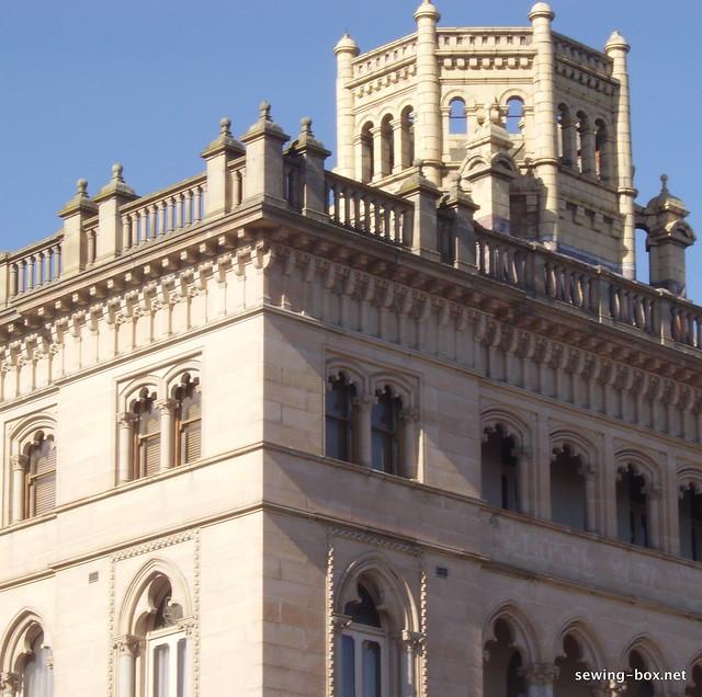 architecture venetian gothic building australia flickr photo