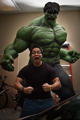 Life size Hulk