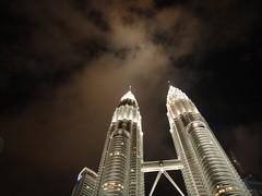 Petrona's at Night -KL (Malaysia) - 54