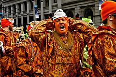 Philadelphia - Mummers Parade - 2011