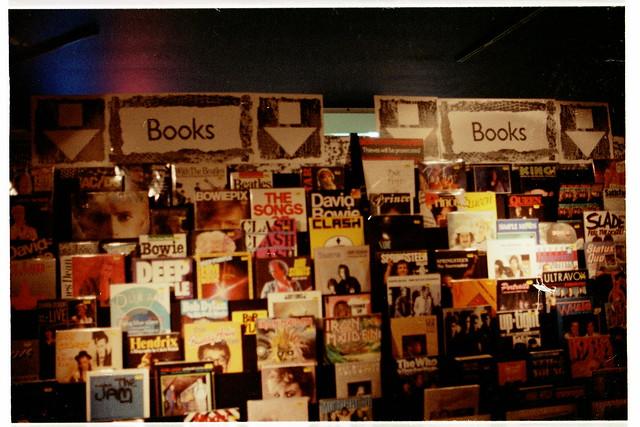 hmv Norwich 1985