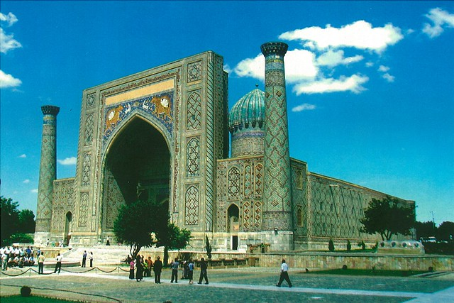 Uzbekistan - from Gilles