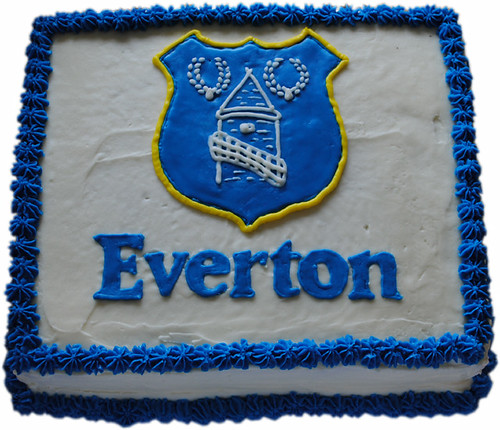 Pin Everton Club Cake By Cathy26 On Central 800x600px Football Picture ...