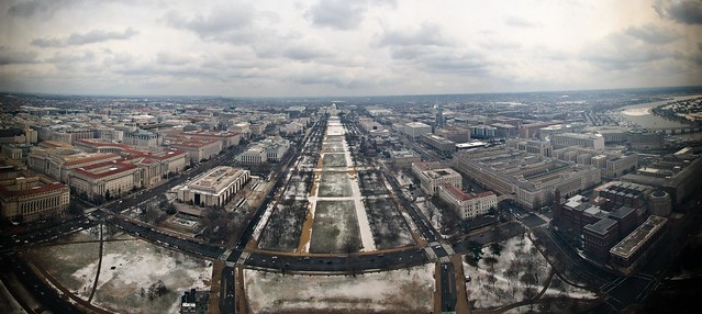 Washington Monument Stitch