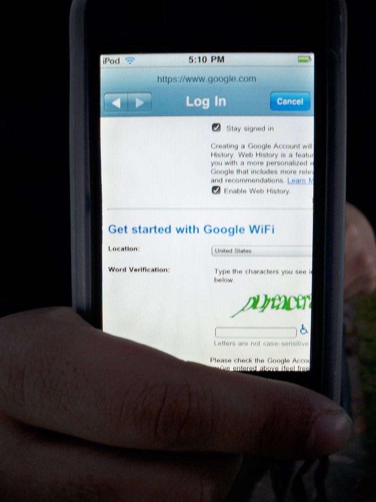 Google Wifi | Chen Xu | Flickr