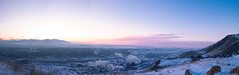 Panorama of North Salt Lake