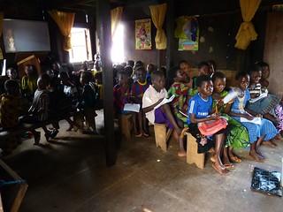Schule in Makoko