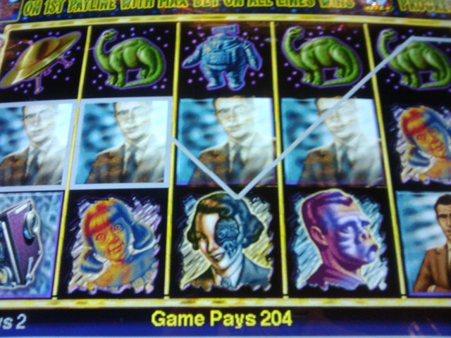 twilight zone slot machine app