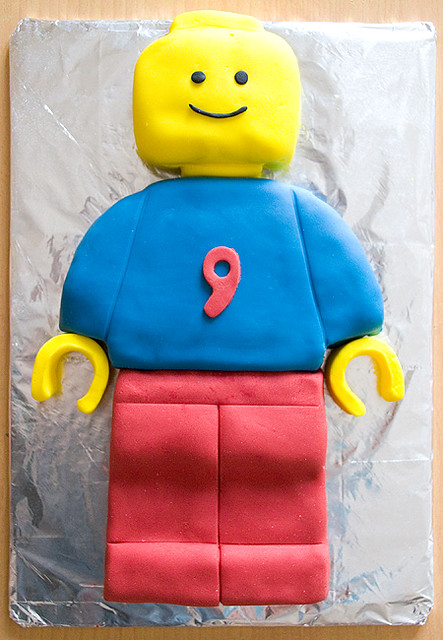 lego man birthday - photo #18