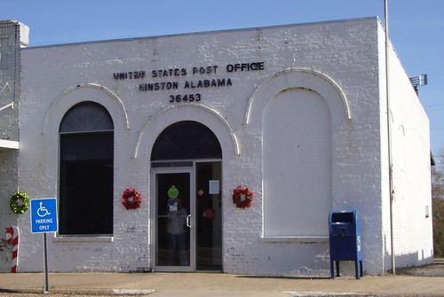 Post Office 36453 (Kinston, Alabama)