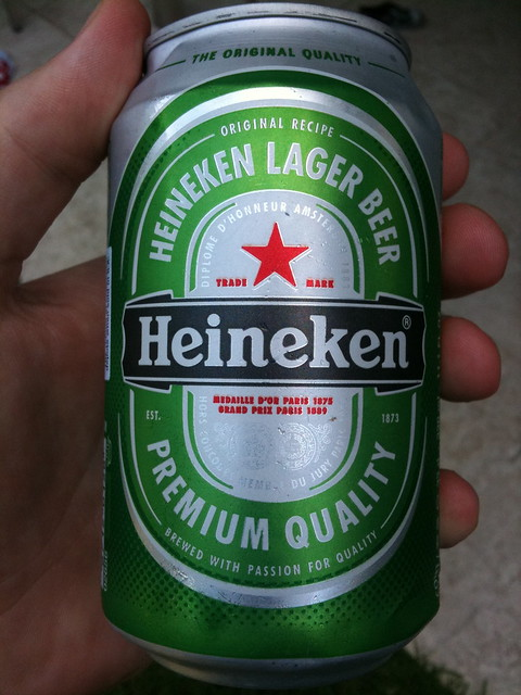 Heineken Can | Flickr - Photo Sharing!