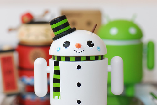 Android Mini Collectibles with Danbo - 無料写真検索fotoq