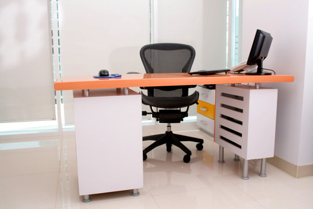 Diseño de Mobiliario a medida para consultorios