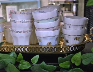 Miss Etoile ceramic mugs