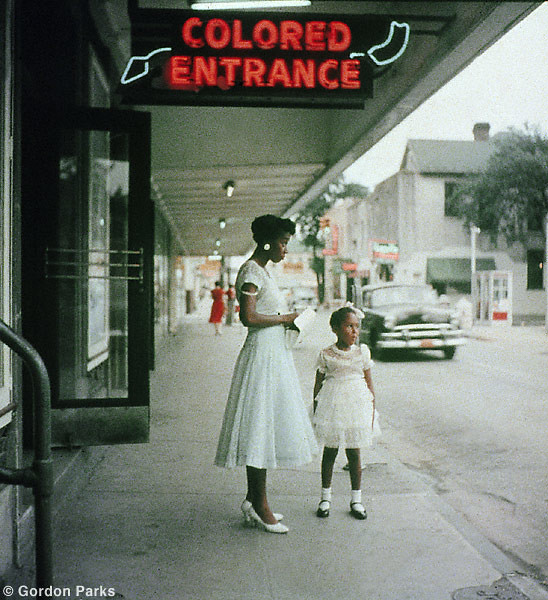 Department Store, Birmingham, Alabama, 1956, by Gordon Parks
