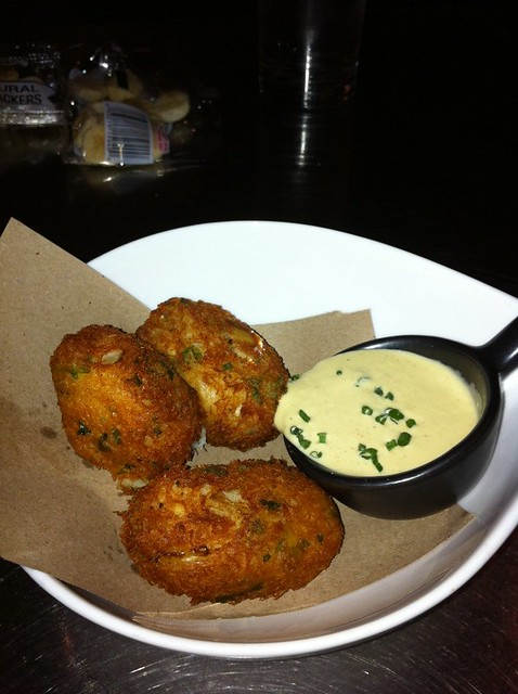 Salt Cod Fritters @ Mary's Fish Camp | Flickr - Photo Sharing!