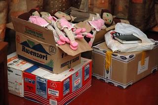 Donations for Northern Uganda