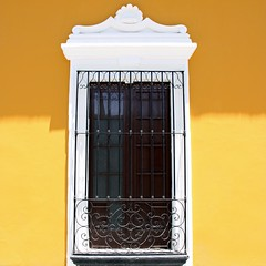 window from Arequipa