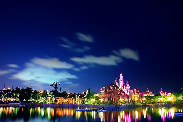 Universal Studios Singapore : Far Far Away